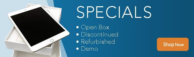 MBS Shop Specials