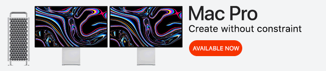 Mac Pro Now Available