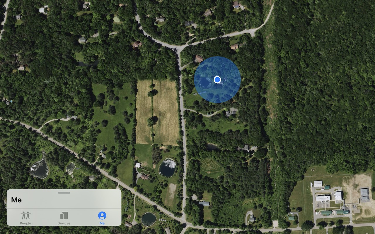 iPhone Location Tracker