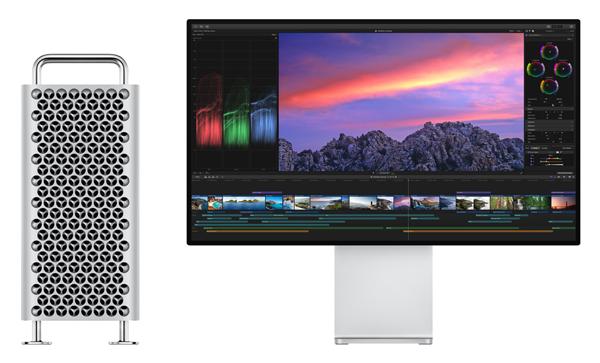 Mac Pro running Final Cut Pro X