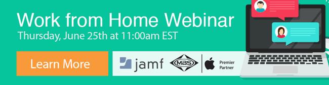 Jamf Webinar